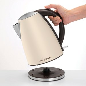 Morphy Richards Accents Kettle's 360 degree base.