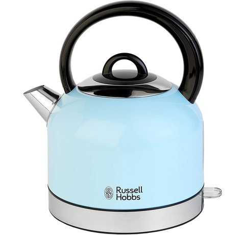 Side view of the Russell Hobbs 23906 Oslo Kettle.