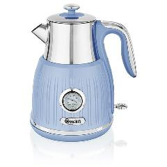 Retro Kettle with Temperature Dial